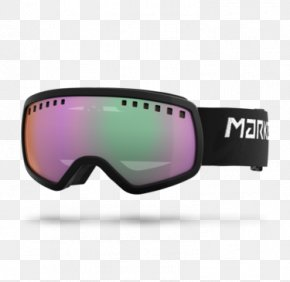 Glasses - Goggles Marker Pen Glasses Skiing Mirror PNG