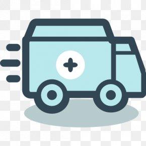 Ambulance - Icon Design Iconfinder Icon PNG