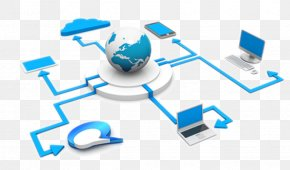 Cloud Computing - IT Infrastructure Remote Infrastructure Management Infrastructure As A Service PNG