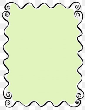 Creative Hand-painted Border - Picture Frames Drawing Clip Art PNG