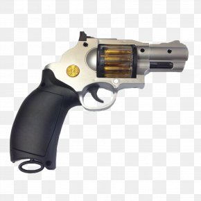 Rotating Lights - Snubnosed Revolver Firearm Colt Single Action Army .38 Special PNG