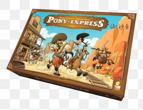 Pony Express - Le Pony Express Game Missouri PNG