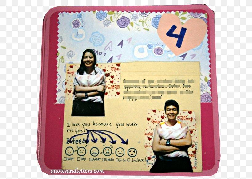 For to letter boyfriend anniversary Romantic Anniversary