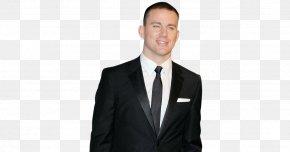 Channing Tatum - Channing Tatum Standee Tuxedo Business United Kingdom PNG