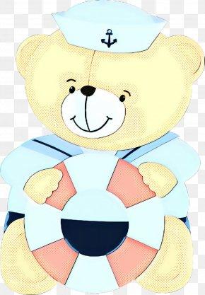 Bear Smile - Teddy Bear PNG