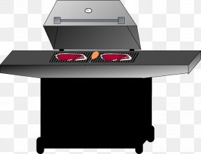 Barbecue Grill - Barbecue Hamburger Grilling Clip Art PNG