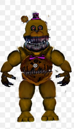 Five - Five Nights At Freddy's 4 A Nightmare On Elm Street Action & Toy Figures PNG