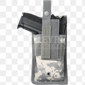Gun Holsters - Gun Holsters Pistol MOLLE Firearm Concealed Carry PNG