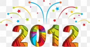 Blitz Cliparts - New Years Day Free Content Clip Art PNG