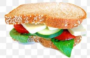 Vegetable - Hamburger Vegetable Sandwich Vegetarian Cuisine Ham And Cheese Sandwich PNG
