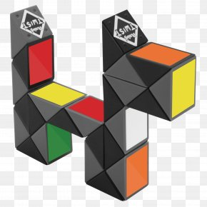 Rubik's - Puzzle Rubik's Snake Rubik's Cube Toy PNG