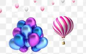 Color Colorful Balloons - Balloon Birthday Stock Photography Clip Art PNG