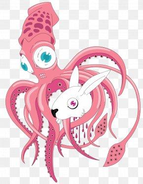 Indulgence - Octopus Vertebrate Ear Clip Art PNG