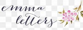 Blog - Calligraphy MyFonts Lettering Font PNG