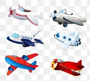 Aircraft - Airplane Stock Photography Euclidean Vector Clip Art PNG