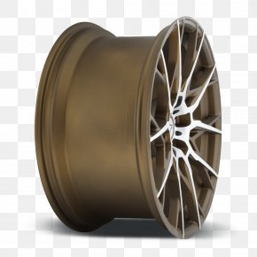Colored Powders - Alloy Wheel Bronze Forging Car PNG