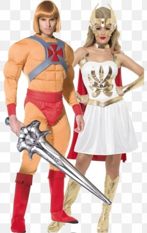 She-Ra He-Man Skeletor Masters Of The Universe Costume PNG