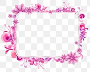 Design - Picture Frames Borders And Frames PNG