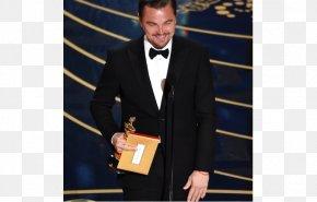 Leonardo DiCaprio - 88th Academy Awards 1st Academy Awards 89th Academy Awards Academy Award For Best Actor PNG