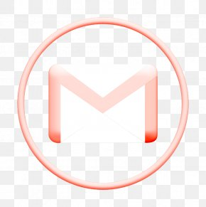 Heart Symbol - Gmail Icon Google Icon Mail Icon PNG