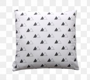 Pillow - Cushion Throw Pillow PNG