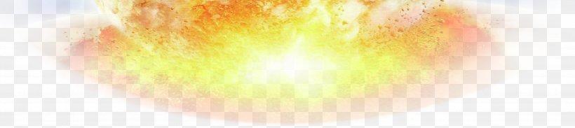 Light Sky Yellow Energy Wallpaper, PNG, 3599x805px, Light, Close Up, Closeup, Computer, Energy Download Free