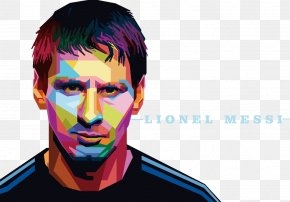 Macy COLORFUL Avatar - Lionel Messi FC Barcelona Argentina National Football Team Football Player PNG