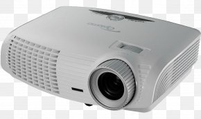 Projector - Multimedia Projectors 1080p Home Theater Systems Digital Light Processing PNG