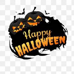 Happy Halloween - Halloween Jack-o'-lantern PNG