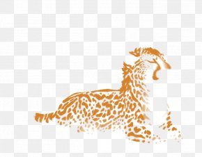Cheetah - Felidae Giraffe Cheetah Cat Lion PNG