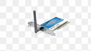 Wi-fi Card - Network Cards & Adapters D-Link Conventional PCI Wireless Network PNG