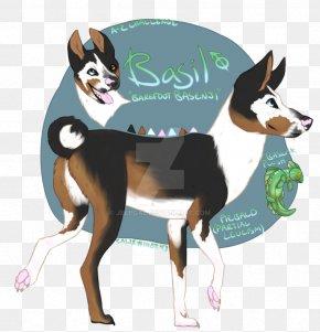 Basil - Basenji Rat Terrier Toy Fox Terrier Vertebrate Dog Breed PNG