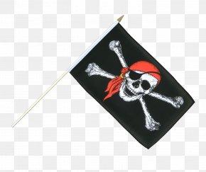 Pirate Flag - Republic Of Pirates Jolly Roger Flag Piracy Bandana PNG