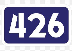 Route II/426 Second-class Roads In The Czech Republic I/55 Road 0 Logo PNG
