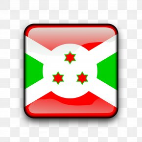 Flag - Flag Of Burundi National Flag Stock Photography PNG