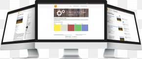 Technology - Content Management System Technology Computer Software Business Template PNG