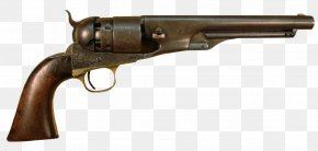 Carabine - Western United States American Frontier Colt Single Action Army Firearm Revolver PNG