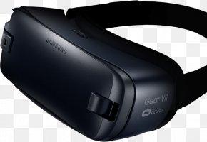 Samsung - Samsung Gear VR Samsung Galaxy S7 Virtual Reality Headset PNG