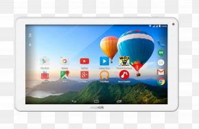Tablet - Archos 101 Internet Tablet Rooting Computer Android Marshmallow PNG