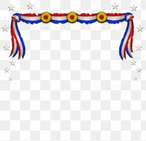 Independence Day - Independence Day Memorial Day Banner Clip Art PNG