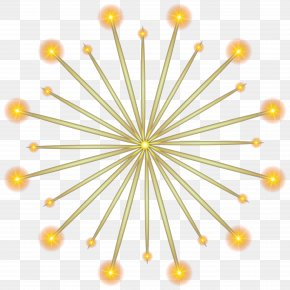 Firework Transparent Yellow Clip Art Image - Indian Independence Day Republic Day Clip Art PNG
