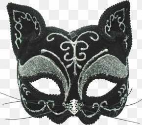 Funny Mask - Cat Mask Costume Party Masquerade Ball Clothing PNG