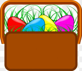 Free Easter Clipart - Easter Bunny England Egg Hunt Clip Art PNG