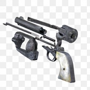 Peacemaker - Trigger Colt Single Action Army Firearm Colt's Manufacturing Company Colt 1851 Navy Revolver PNG