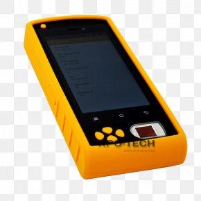 Handheld Devices - Feature Phone Mobile Phones Biometrics Fingerprint Handheld Devices PNG