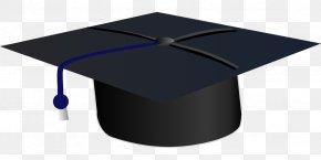 Cap - Graduation Ceremony Square Academic Cap Hat Clip Art PNG