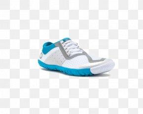 Women's Running Shoes - Sneakers Sportswear Shoe Blue PNG