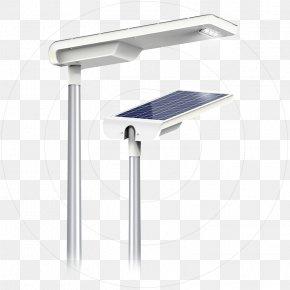 Light - Lighting Solar Street Light Solar Lamp PNG