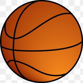 Cartoon Basketball - Basketball Sport Clip Art PNG