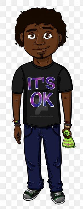 T-shirt - Homo Sapiens T-shirt Cartoon Shoulder PNG